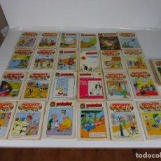 Cómics: PATUFET REVISTA INFANTIL I JUVENIL - 37 Nº, AÑOS 1968,69,70 + EXTRAORDINARI ESTIU I PASCUA 1970. Lote 186302642