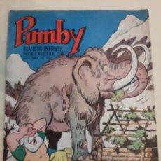 Cómics: PUMBY 967 EL MAMUT. Lote 186306505