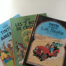 Cómics: COMICS TINTÍN. Lote 186321081