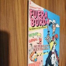 Cómics: FUERA BORDA 3. REVISTA JUVENIL. GRAPA. BUEN ESTADO. DESCATALOGADA. SARPE. Lote 186349001