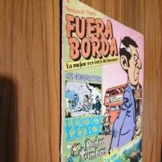 Cómics: FUERA BORDA 2. REVISTA JUVENIL. GRAPA. BUEN ESTADO. DESCATALOGADA. SARPE. Lote 186349070