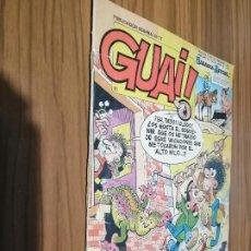 Cómics: GUAI! 17. REVISTA. VARIOS AUTORES. BUEN ESTADO. GRAPA.. Lote 186350613
