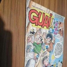 Cómics: GUAI! 16. REVISTA. VARIOS AUTORES. BUEN ESTADO. GRAPA.. Lote 186350720