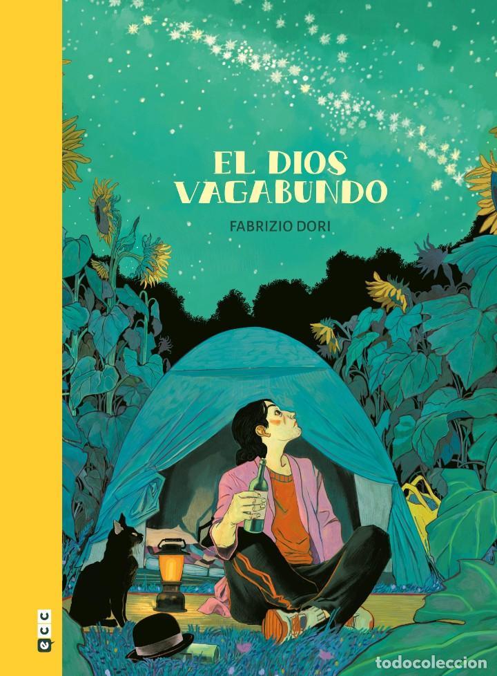 FABRIZIO DORI : EL DIOS VAGABUNDO - ECC TAPA DURA (Tebeos y Comics - Comics otras Editoriales Actuales)
