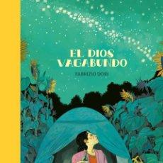 Cómics: FABRIZIO DORI : EL DIOS VAGABUNDO - ECC TAPA DURA. Lote 187097268