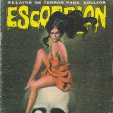 Cómics: ESCORPION RELATOS DE TERROR SICOLOGICO Nº 50 - EDITORIAL VILMAR. Lote 187173230