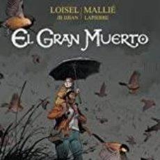 Cómics: EL GRAN MUERTO LOISEL. Lote 187185738