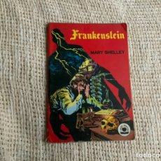 Cómics: FRANKENSTEIN -/ MARY SHELLEY - LIBROS GRAFICOS ( EN VIÑETAS ). Lote 187212543