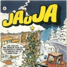 Cómics: JAUJA Nº 8. EDITORIAL DRUIDA. C-14. Lote 187519661