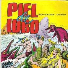 Cómics: VALENCIANA: PIEL DE LOBO, COLOR NUMERO 10: LUCHAN LOS SAURIOS. Lote 187524661