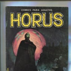 Cómics: HORUS SIN NUMERAR: LA ARAÑA (C.VILA) Nº7. Lote 187526542