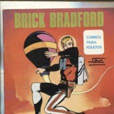 Cómics: BRICK BRADFORD NUMERO 4: EXTRAVIADOS. Lote 187526885
