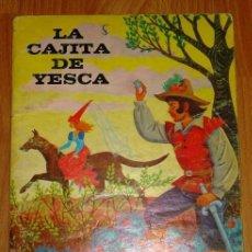 Cómics: LA CAJITA DE YESCA (COLECCIÓN CUENTO-COLOR ; 17). Lote 187530200