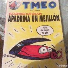 Cómics: TMO 72 . Lote 187543822