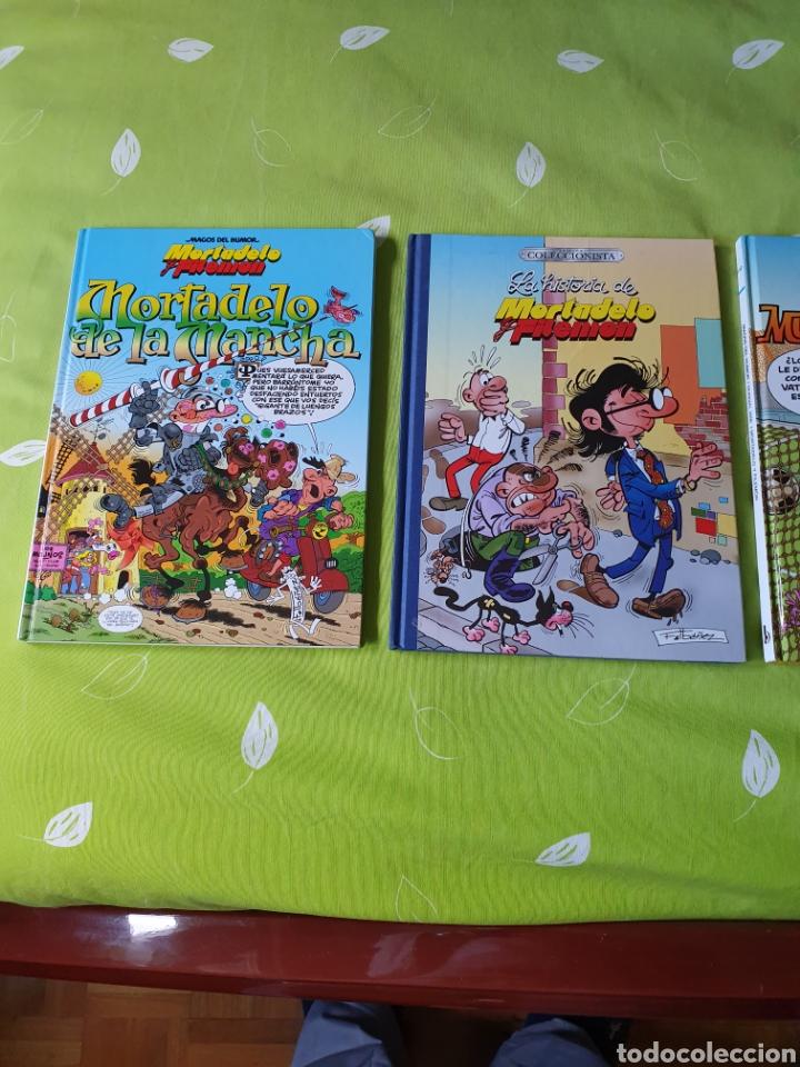 TOMOS DE MORTADELO Y FILEMÓN. (Tebeos y Comics - Comics Pequeños Lotes de Conjunto)