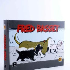 Cómics: FRED BASSET 2001-2002 (ALEX GRAHAM / MICHAEL MARTIN) TRILITA, 2014. OFRT ANTES 22E. Lote 229829970