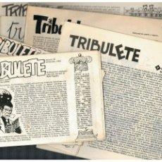 Comics: TRIBULETE -COMPLETA 1 AL 7 + 04,03 Y 02- MADRID CÓMICS-CONTINUARÁ-FUTURAMA,1983.. Lote 188513507