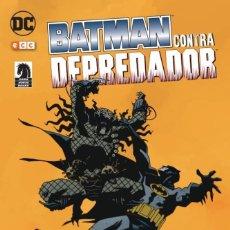 Cómics: BATMAN CONTRA DEPREDADOR - ECC / DC & DARK HORSE / TAPA DURA / NUEVO DE EDITORIAL. Lote 188522652