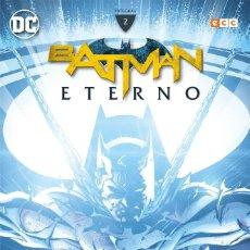 Cómics: BATMAN ETERNO INTEGRAL 2 - ECC / DC TAPA DURA / NUEVO DE EDITORIAL. Lote 188523310