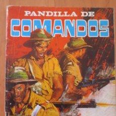 Cómics: PANDILLA DE COMANDOS Nº 1 ROLLAN. Lote 188585670