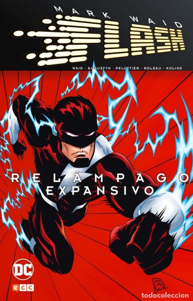 FLASH DE MARK WAID : RELAMPAGO EXPANSIVO - ECC / DC TAPA DURA (Tebeos y Comics - Comics otras Editoriales Actuales)