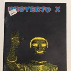 Cómics: PROYECTO X. UN MENSAJE MARCIANO TRANSCRITO POR CALPURNIO. Lote 188715912