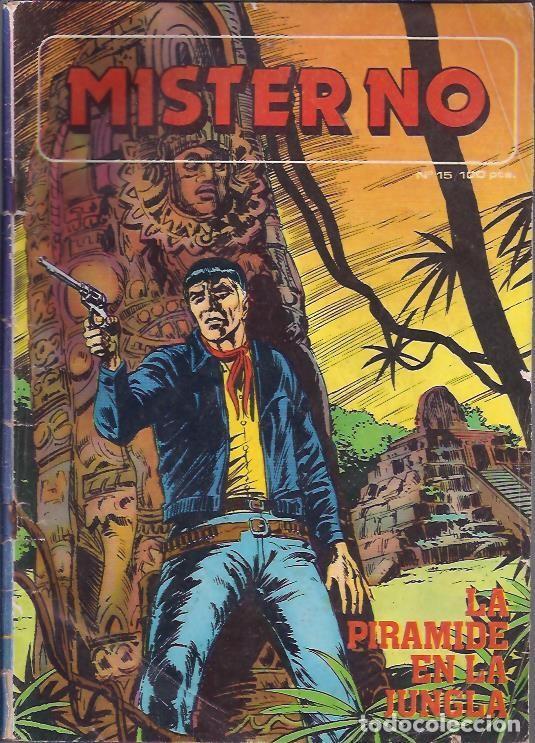 Cómics: MISTER NO ( ZINCO ) ORIGINAL 1982 LOTE - Foto 2 - 26639998