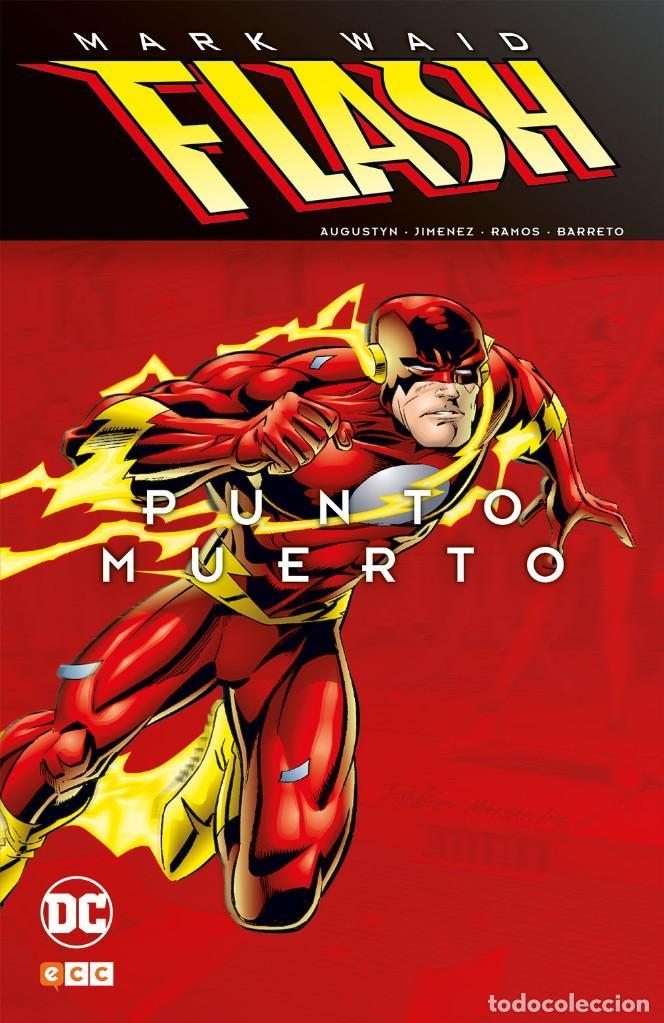 FLASH DE MARK WAID : PUNTO MUERTO - ECC / DC TAPA DURA (Tebeos y Comics - Comics otras Editoriales Actuales)