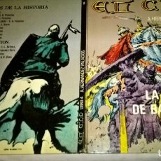 Cómics: COMIC: EL CID Nº 9. LIBRO 4. LA CRUZADA DE BARBASTRO. A. HERNADEZ PALACIOS. Lote 189228763