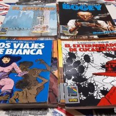 Cómics: COLECCIÓN EL MURO - NORMA EDITORIAL / COLECCIÓN COMPLETA. Lote 189229796