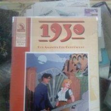 Cómics: 1930 LOS AMANTES DEL CREPÚSCULO. JUAN PEDRO QUILÓN. 7 MONOS. GRAPA. BUEN ESTADO. Nº ÚNICO. Lote 189286426