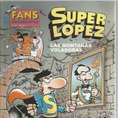 Cómics: SUPER LOPEZ 43 MONTAÑAS. Lote 189319556