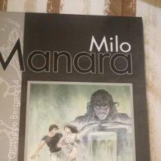 Cómics: DÍA DE FURIA. TODOS A ESCENA. MILO MANARA. TAPA DURA. OFERTA.. Lote 189379226