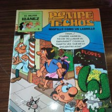 Cómics: ROME TECHOS MIOPILLO COMO UN LADRILLO. Lote 189410212