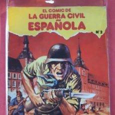 Cómics: COMIC DE LA GUERRA CIVIL Nº 2 CON PORTADA DE LÓPEZ ESPÍ. Lote 189411351