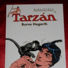 Cómics: COMIC TARZAN - BIBLIOTECA GRANDES DEL COMIC. Lote 189436030