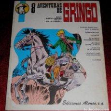 Cómics: AVENTURAS DEL GRINGO - TOMO 8 . Lote 189436465