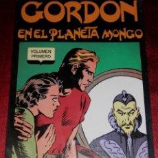 Cómics: FLASH GORDON - EN EL PLANETA MONGO. Lote 189442955