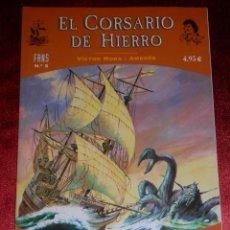 Cómics: EL CORSARIO DE HIERRO. Lote 189443218