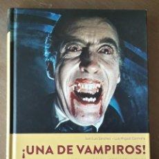 Cómics: LIBRO DIABOLO: UNA DE VAMPIROS JUAN LUIS SANCHEZ FIRMADO POR EL AUTOR. Lote 189488747