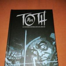 Cómics: ALEX TOTH. LAS MEJORES HISTORIAS DE LOS AÑOS 50 .BUEN ESTADO.TAPA DURA. DIABOLO EDICIONES 2011. Lote 189548695