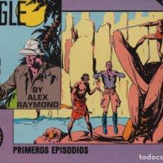 Cómics: JUNGLE JIM POR ALEX RAYMOND ÁLBUM NUMERADO EN TAPA DURA DE EDICIONES ESEUVE . Lote 189561426