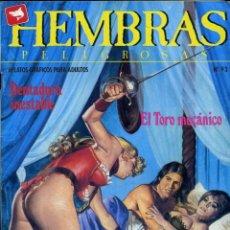 Cómics: HEMBRAS PELIGROSAS - EDICOMIC / NÚMERO 93. Lote 189562727