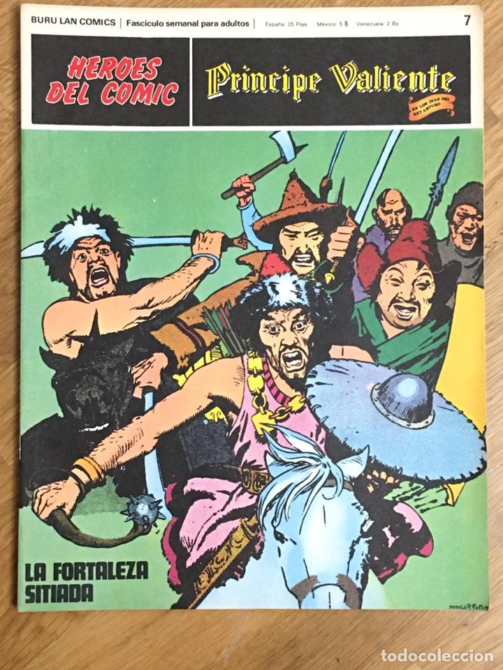 Cómics: PRINCIPE VALIENTE - COLECCIÓN COMPLETA - HAROLD FOSTER - 1ª EDICION 1972. BURULAN LAN COMIC - Foto 3 - 189573148
