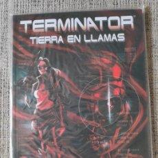 Cómics: TERMINATOR TIERRA EN LLAMAS RECERCA EDITORIAL. Lote 189614257