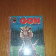 Cómics: GON GON MASASHI TANAKA 1 2 Y 3 GON EDICIONES LA CUPULA ENVIO ECONOMICO VER FOTOS. Lote 189629172