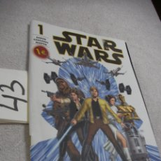 Cómics: COMIC STAR WARS. Lote 189700061