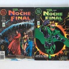 Cómics: LA NOCHE FINAL DE KARL KESER, STUART IMMONEN, RON MARZ Y MIKE MCKONE. VID.. Lote 219336128