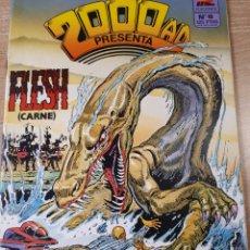 Cómics: 2000 AD FLESH NUM.15. Lote 190019972