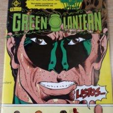 Cómics: GREEN LANTERN NUM.5. Lote 190020071
